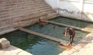 Hot water spring 1