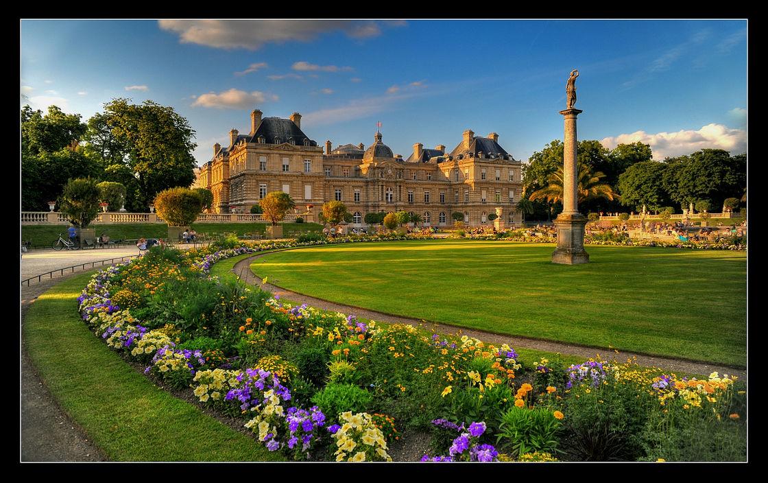 Paris journey of the paradise unveiled - Jardin du luxembourg hours ...