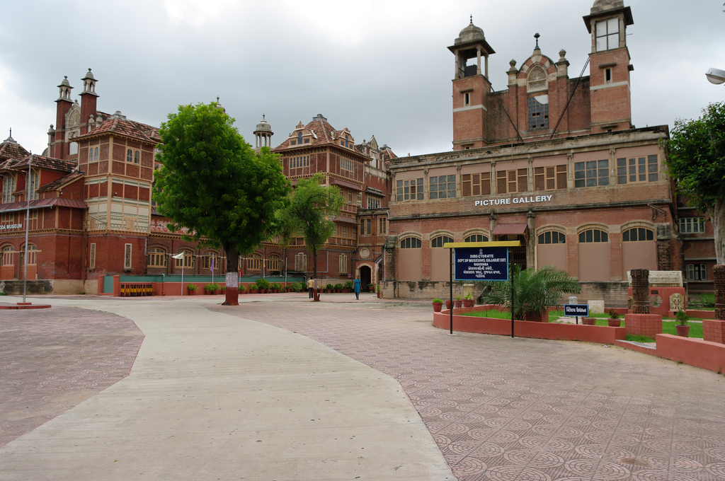 Baroda Museum and Picture Gallery