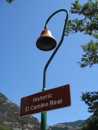 El Camino- The Historical Route - Bell