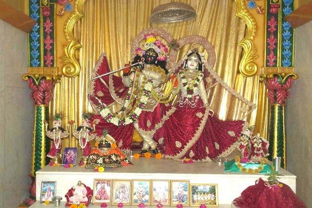 Sridham Temple