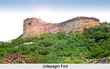Udayagiri_Fort