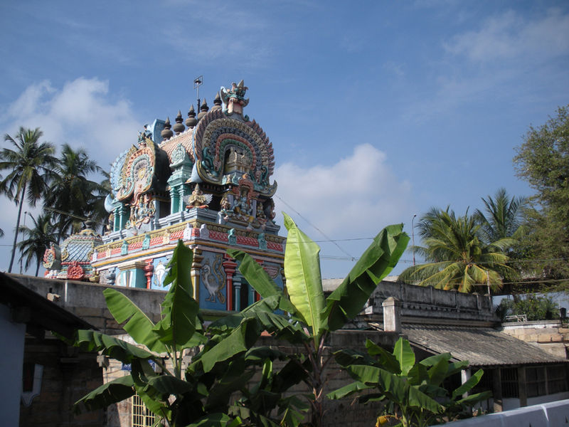 Uthamarkoil Temple