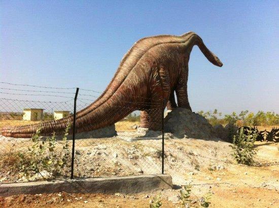 Campdinosaur